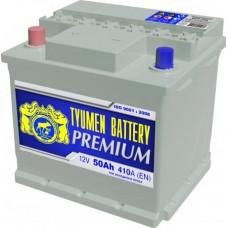 Аккумулятор 6СТ-50 L (410А) о/п PREMIUM куб на Гетц (-;+)