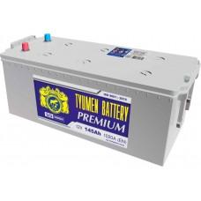 Аккумулятор 6СТ-145 L (1020A) п/п PREMIUM Са/Са (-;+)
