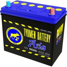 Аккумулятор ASIA 6СТ-50 L (410А) о/п (-;+)