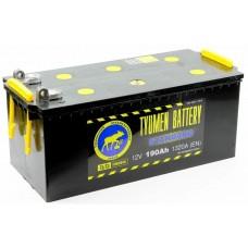 Аккумулятор 6СТ-190 L (1320А) болт п/п STANDART Ca/Ca (-;+)
