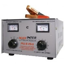 Устройство зарядное АКБ MAXINTER PLUS-15CT (трансформаторное)