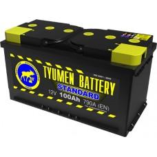 Аккумулятор 6СТ-100 L (790А) п/п STANDART (+;-)