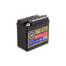 Аккумулятор мото 3МТС-18 18Ah (90А) (6V) о/п (-;+)