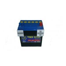 Аккумулятор ASIA 6СТ-38 L (350А) о/п (-;+)
