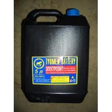 Электролит 1,28г/см3 -5л (Тюмень)