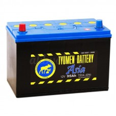 Аккумулятор ASIA 6СТ-95 L (720А) п/п (+;-) 105D31R