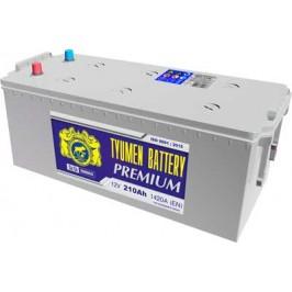 Аккумулятор 6СТ-210 L (1420А) п/п PREMIUM Ca/Ca (-;+) конус